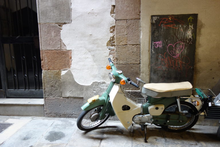 Scooter Barcelona