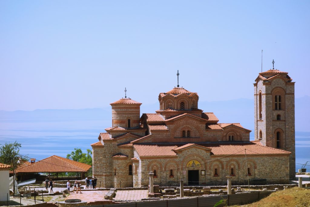 Church of Sts. Clement and Panteleimon Ohrid