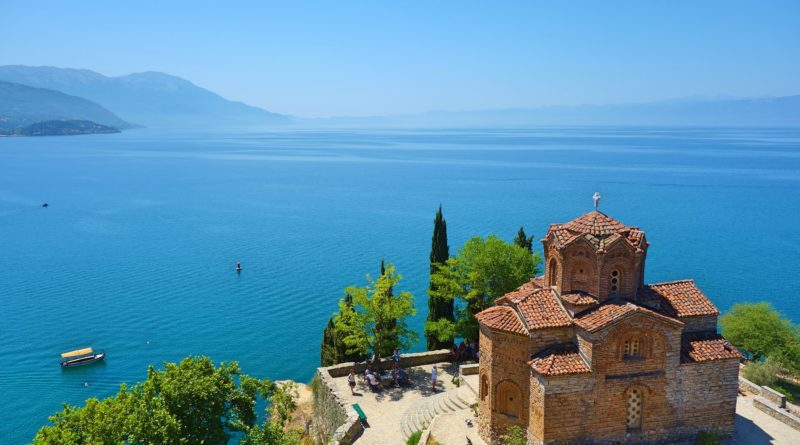 European Hidden Gems: Ohrid, Macedonia (FYROM) (24/48)